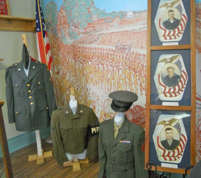 Empire Township Historical Museum