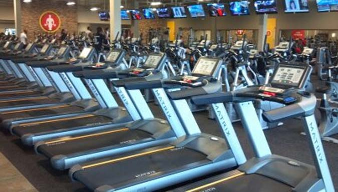 Gold's Gym - Bloomington-Normal, Illinois