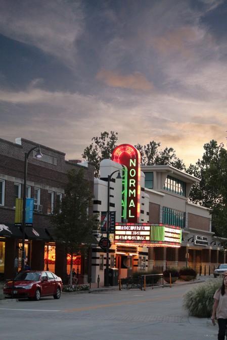 Normal Theater - Bloomington-Normal, Illinois