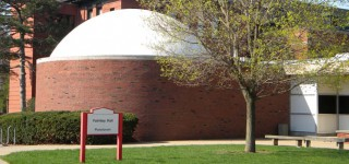 ISU Planetarium at Felmley Hall of Science