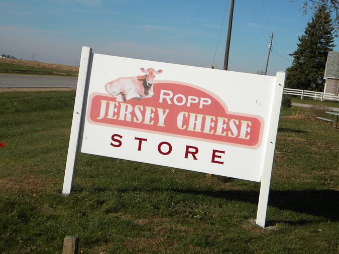 Ropp Jersey Cheese Farm
