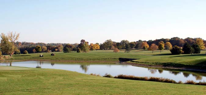 Hazy Hills Golf Course