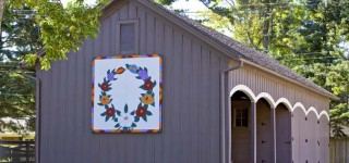 BARN QUILT HERITAGE TRAIL