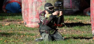 Sudden Impact Paintball