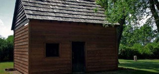 Patton Log Cabin