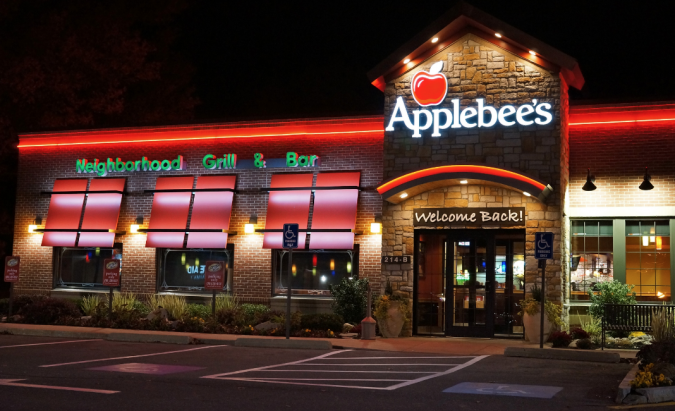 APPLEBEE'S BAR & GRILL
