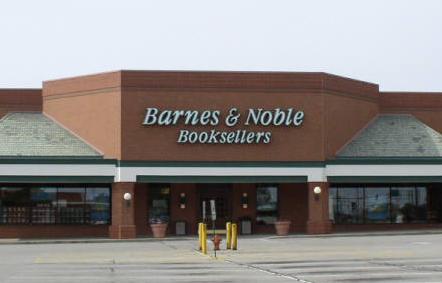 Barnes & Noble Cafe