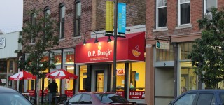 D.P. Dough Calzones