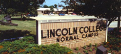 LINCOLN COLLEGE – NORMAL