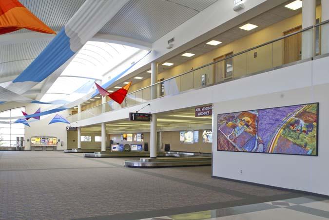 Central Illinois Regional Airport