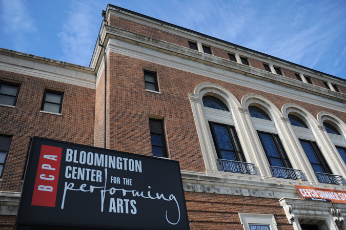 Bloomingto Center for the Performing Arts