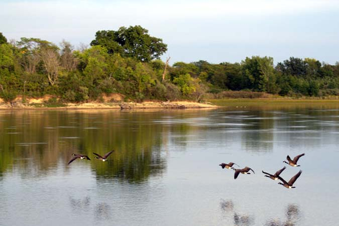 Evergreen Lake At Comlara County Park