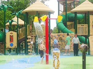 Miller Spray Park