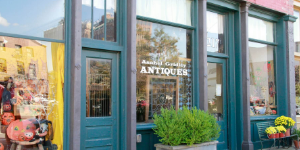 Asahel Gridley Antique Shop