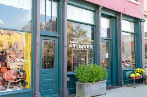 Asahel Gridley Antique Shop