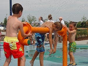 Tipton Spray Park
