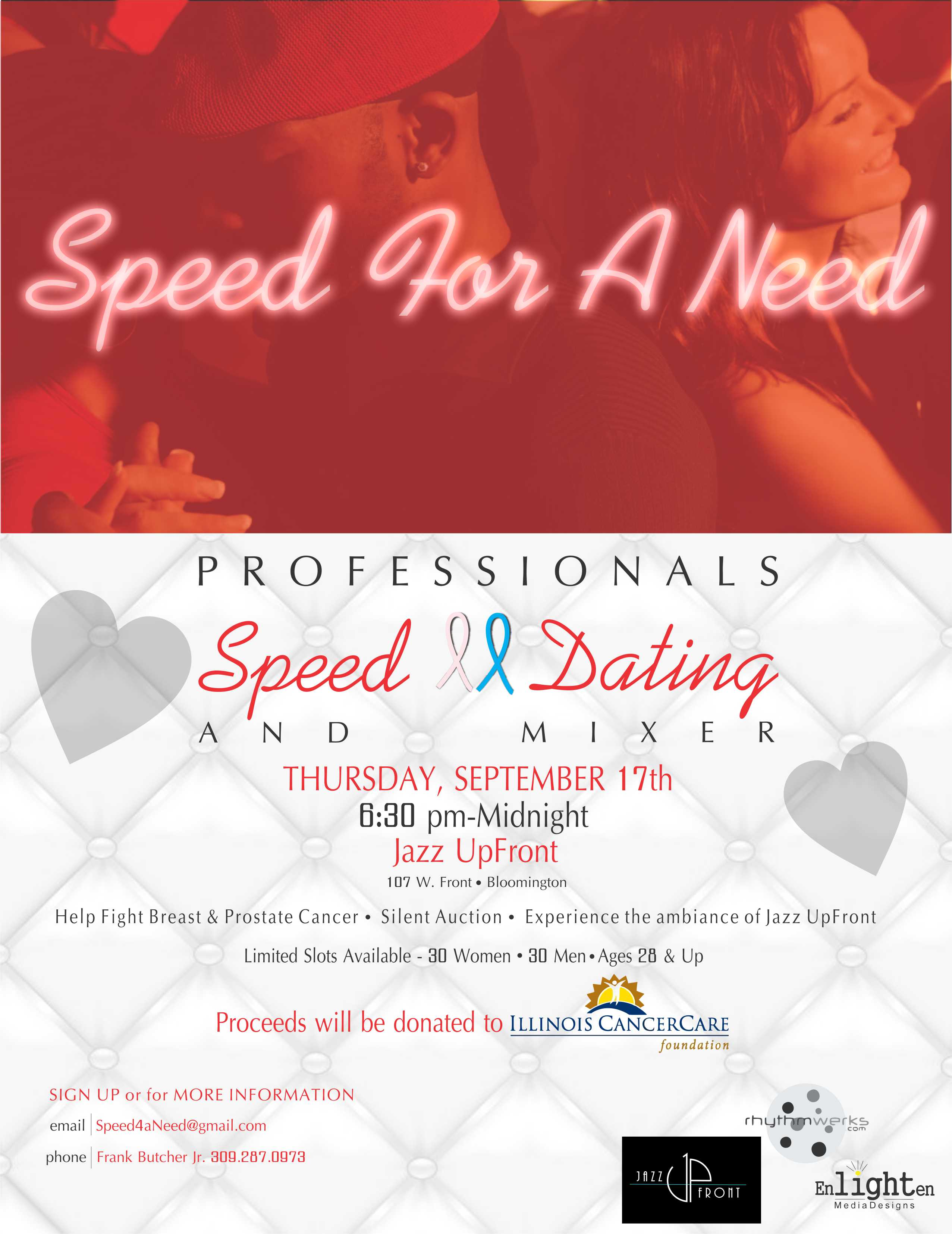 Speed dating in bloomington il