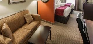 Comfort Suites West
