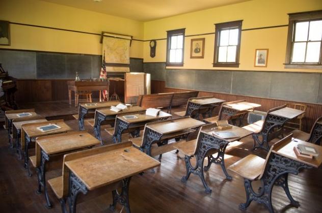 Eyestone School Museum