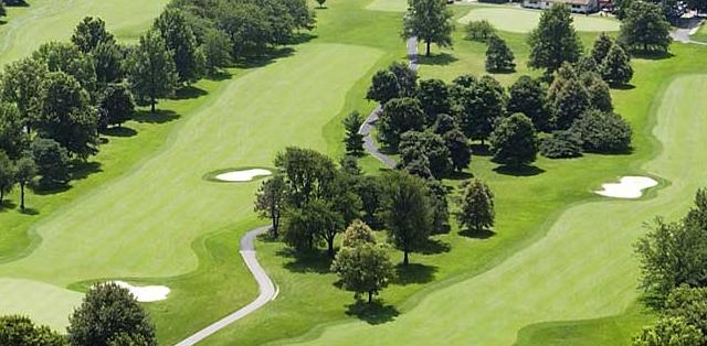 Weibring Golf Club At ISU