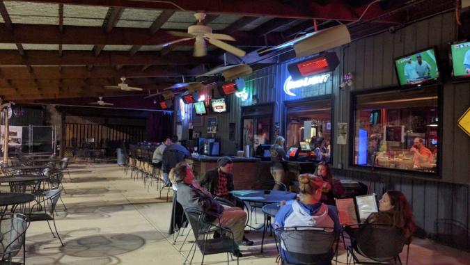 Gill Street Sports Bar And Restaurant