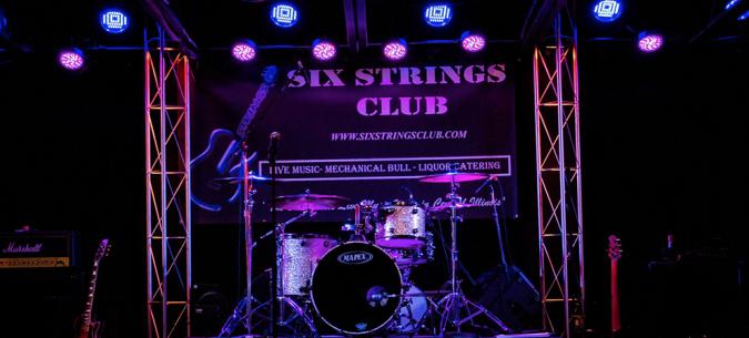 six strings club