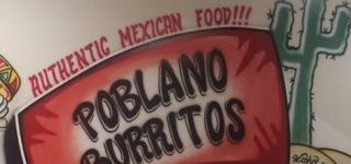 Poblano Burritos