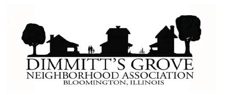 Dimmitt's Grove Self-Guided Walking Tour