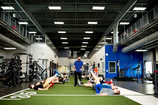 Training and Performance Center