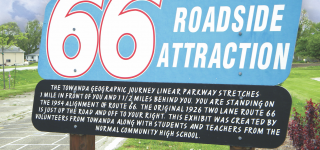 """""""A Geographical Journey"""" Parkway"""