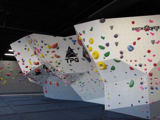 Proving Ground Bouldering Gym