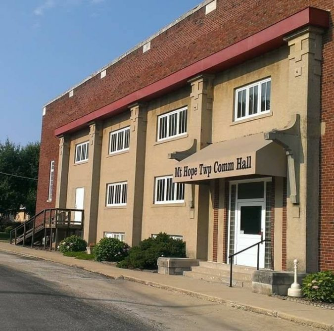 Mt. Hope Community Hall  History Museum