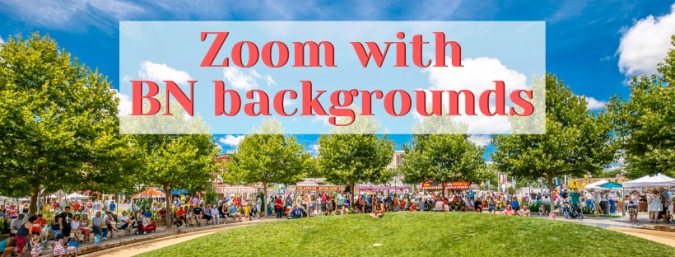 Up Your Zoom Game With Bn Backgrounds Bloomington Normal Illinois